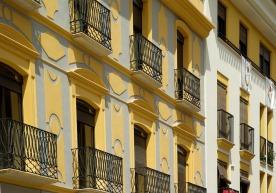 elewacja zewnętrzna upiększa budynki
