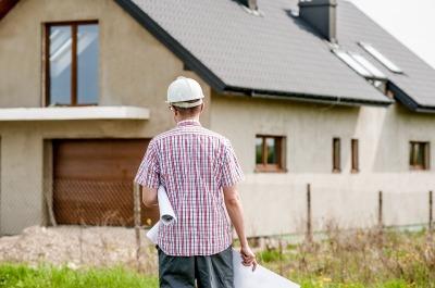 Budowa domu a gruz